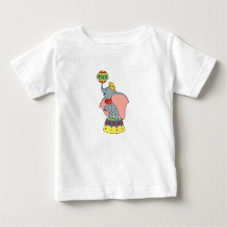 Dumbo's Jumbo Jr. Spinning a Ball Baby T-Shirt