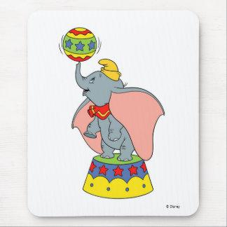 Dumbo's Jumbo Jr. Spinning a Ball Mouse Pad