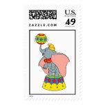 Dumbo's Jumbo Jr. Spinning a Ball Postage
