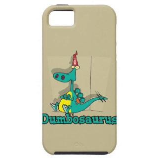 Dumbosaurus Dino Cartoon iPhone SE/5/5s Case