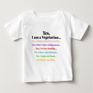 DumbQuestions Baby T-Shirt