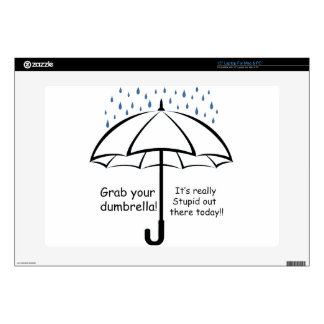 dumbrella skin for laptop