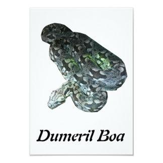 Dumeril RSVP Cards Personalized Invitations