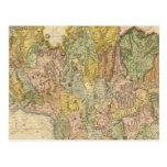Dumfriesshire compuesto tarjetas postales