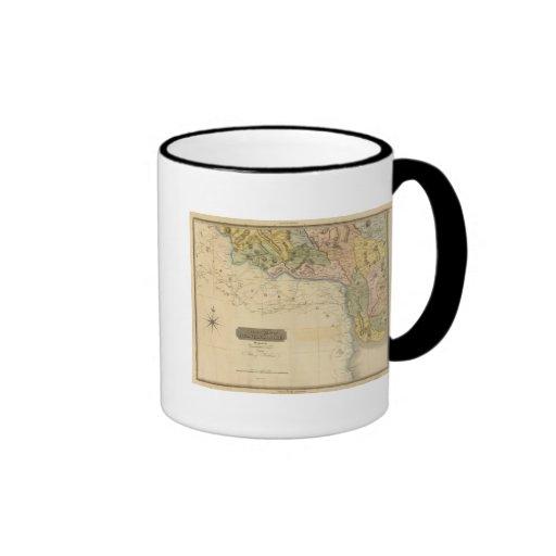 Dumfriesshire del sur tazas de café