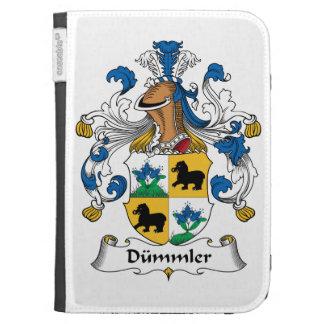 Dummler Family Crest Kindle 3G Covers
