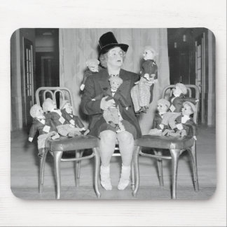Dummy Dan Dolls, 1930s Mouse Pad