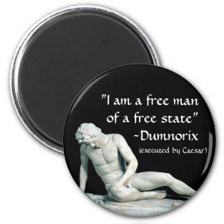 Dumnorix 2 Inch Round Magnet
