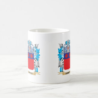 Dumont Coat of Arms - Family Crest Classic White Coffee Mug