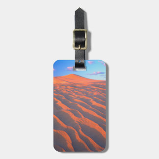 Dumont Dunes, Sand Dunes and Clouds Bag Tag