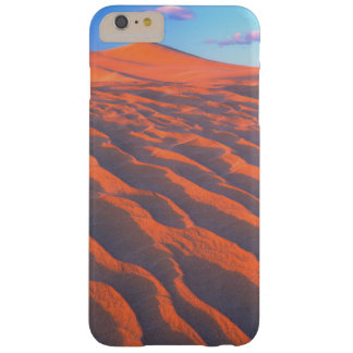 Dumont Dunes, Sand Dunes and Clouds Barely There iPhone 6 Plus Case