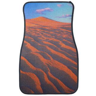 Dumont Dunes, Sand Dunes and Clouds Car Floor Mat