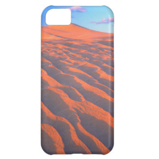 Dumont Dunes, Sand Dunes and Clouds Case For iPhone 5C