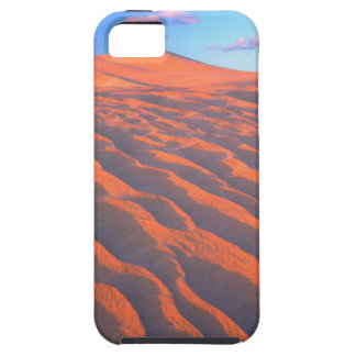 Dumont Dunes, Sand Dunes and Clouds iPhone SE/5/5s Case