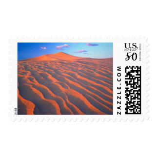 Dumont Dunes, Sand Dunes and Clouds Postage