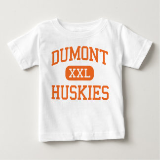 Dumont - Huskies - High School - Dumont New Jersey Baby T-Shirt