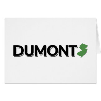 Dumont, New Jersey Card