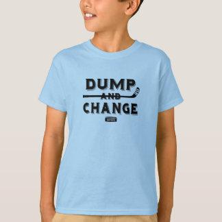 Dump and Change Hockey T-Shirt