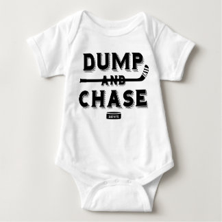 Dump and Chase Hockey Tee Shirt
