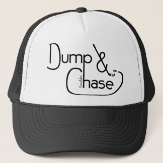 Dump and Chase Hockey Trucker Hat