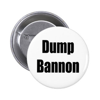 Dump Bannon Button