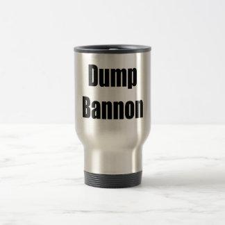 Dump Bannon Travel Mug