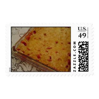 Dump Cake Postage Stamp