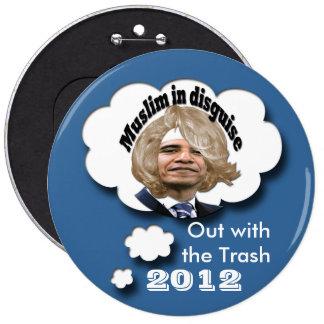 Dump Obama Button
