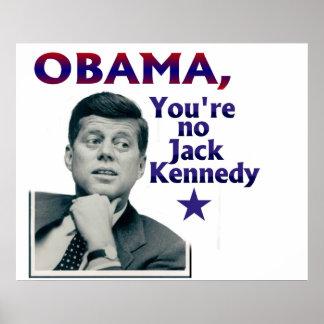 Dump Obama Print