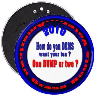 Dump the DEMS Buttons