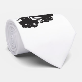 Dump the Trump - Dump Truck Tie