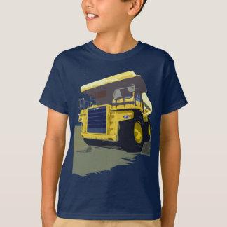 Dump truck - front & back T-Shirt