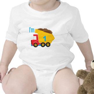 Dump Truck I m 1 Tee Shirt