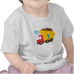 Dump Truck I'm 1 T Shirts