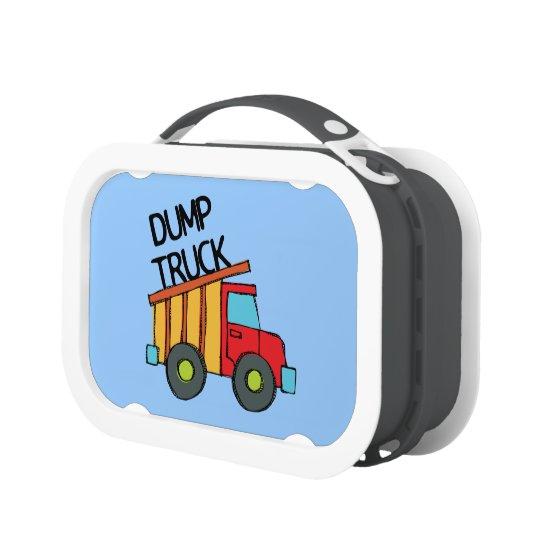 Dump Truck Lunch Boxr Lunch Box