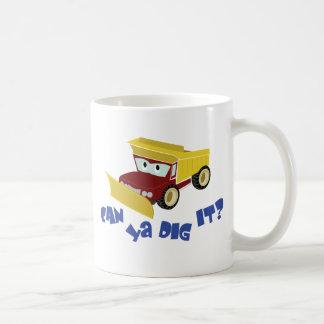 Dump Truck mug