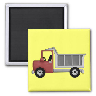 Dump Truck T-shirts and Gifts Magnet