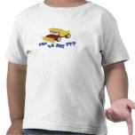 Dump Truck toddler tee