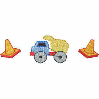 Dump Truck/ Traffic Cone
