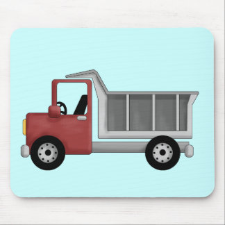 Dump Truck Tshirts and Gifts Mouse Pad