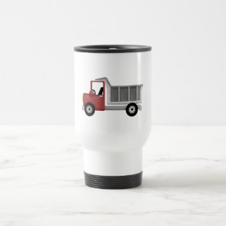 Dump Truck Tshirts and Gifts 15 Oz Stainless Steel Travel Mug