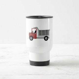 Dump Truck Tshirts and Gifts Travel Mug