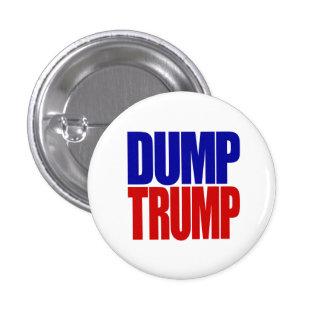 """DUMP TRUMP"" 2.25-inch Button"
