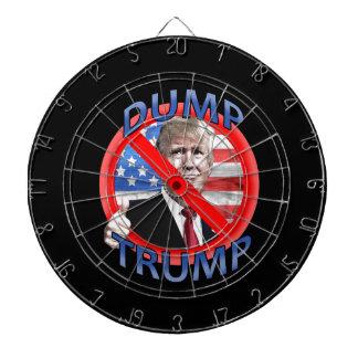 Dump Trump Dart Board