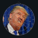 "Dump Trump Dartboard<br><div class=""desc"">Dump Trump</div>"