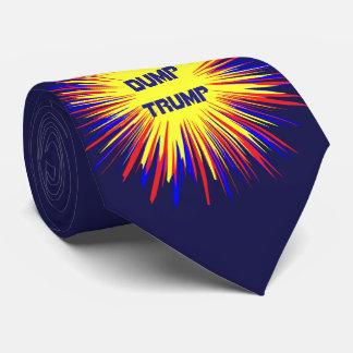 Dump Trump Necktie