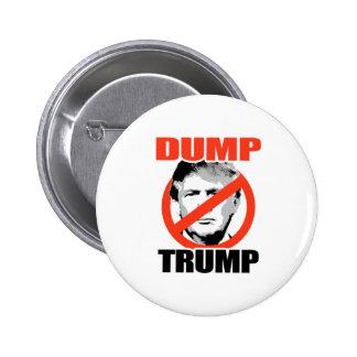 Dump Trump Now 2 Inch Round Button
