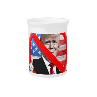 Dump Trump Pitcher