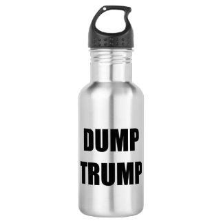 DUMP TRUMP STAINLESS STEEL WATER BOTTLE