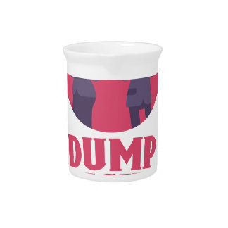 Dump Your Significant Jerk Day - Appreciation Day Drink Pitcher
